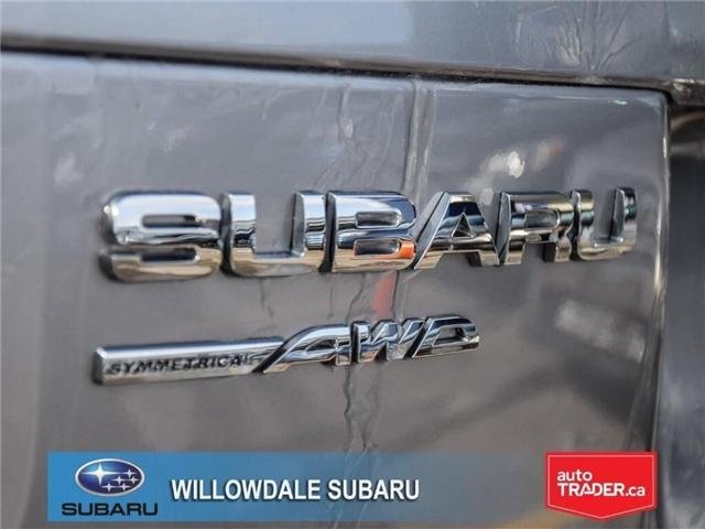 2018 Subaru Forester 2.5i Touring|EyeSight|BLINDSPOT|LANE DEPARTURE (Stk: 18D66) in Toronto - Image 9 of 25