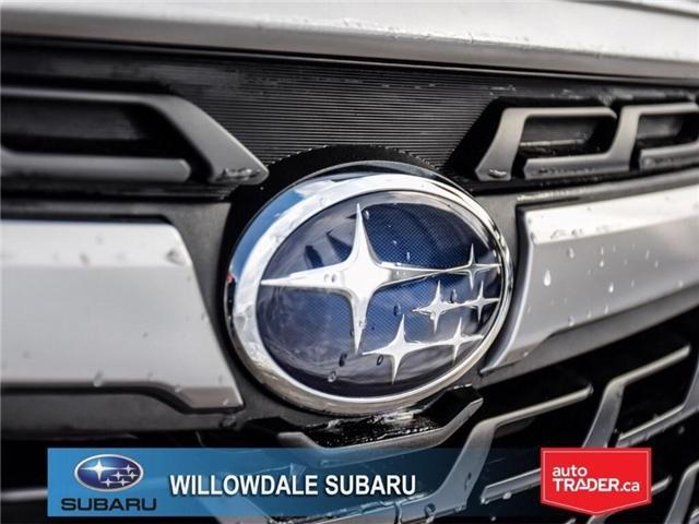 2018 Subaru Forester 2.5i Touring|EyeSight|BLINDSPOT|LANE DEPARTURE (Stk: 18D66) in Toronto - Image 10 of 25