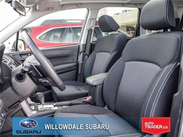 2018 Subaru Forester 2.5i Touring|EyeSight|BLINDSPOT|LANE DEPARTURE (Stk: 18D66) in Toronto - Image 12 of 25