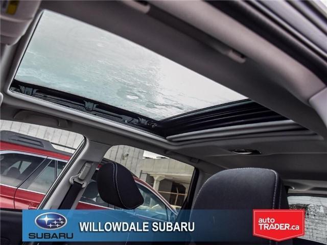 2018 Subaru Forester 2.5i Touring|EyeSight|BLINDSPOT|LANE DEPARTURE (Stk: 18D66) in Toronto - Image 13 of 25