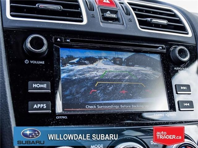 2018 Subaru Forester 2.5i Touring|EyeSight|BLINDSPOT|LANE DEPARTURE (Stk: 18D66) in Toronto - Image 19 of 25