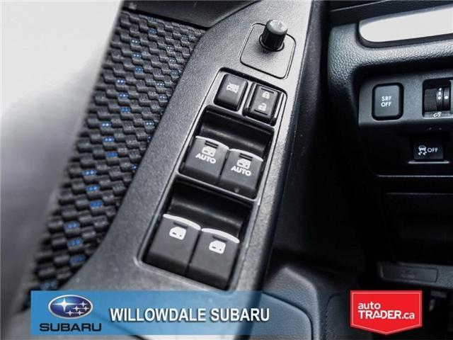 2018 Subaru Forester 2.5i Touring|EyeSight|BLINDSPOT|LANE DEPARTURE (Stk: 18D66) in Toronto - Image 24 of 25