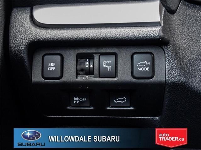 2018 Subaru Forester 2.5i Touring|EyeSight|BLINDSPOT|LANE DEPARTURE (Stk: 18D66) in Toronto - Image 25 of 25
