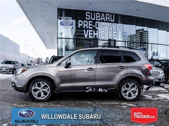 2018 Subaru Forester 2.5i | LIMITED | LEATHER | SUNROOF | NAVI (Stk: 18D64) in Toronto - Image 2 of 27