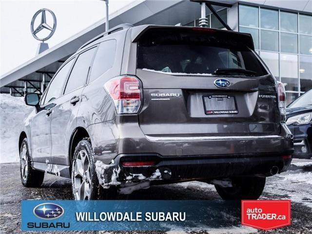 2018 Subaru Forester 2.5i | LIMITED | LEATHER | SUNROOF | NAVI (Stk: 18D64) in Toronto - Image 3 of 27