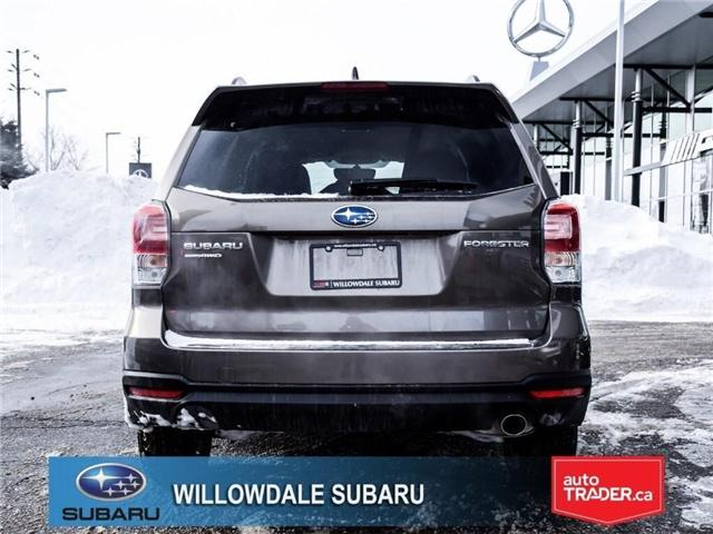2018 Subaru Forester 2.5i | LIMITED | LEATHER | SUNROOF | NAVI (Stk: 18D64) in Toronto - Image 4 of 27