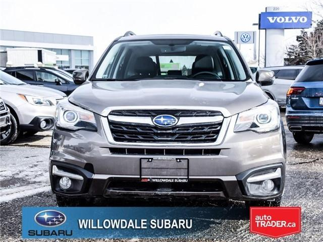 2018 Subaru Forester 2.5i | LIMITED | LEATHER | SUNROOF | NAVI (Stk: 18D64) in Toronto - Image 5 of 27