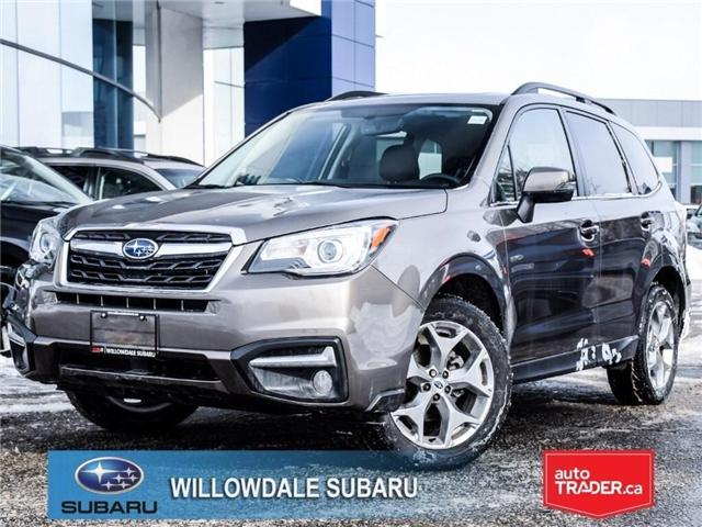 2018 Subaru Forester 2.5i | LIMITED | LEATHER | SUNROOF | NAVI (Stk: 18D64) in Toronto - Image 6 of 27