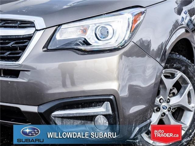 2018 Subaru Forester 2.5i | LIMITED | LEATHER | SUNROOF | NAVI (Stk: 18D64) in Toronto - Image 7 of 27