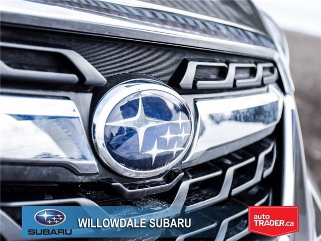 2018 Subaru Forester 2.5i | LIMITED | LEATHER | SUNROOF | NAVI (Stk: 18D64) in Toronto - Image 11 of 27