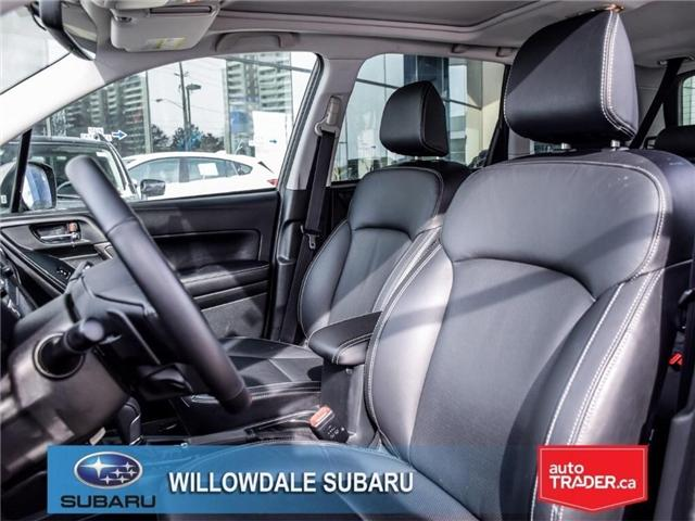 2018 Subaru Forester 2.5i | LIMITED | LEATHER | SUNROOF | NAVI (Stk: 18D64) in Toronto - Image 13 of 27