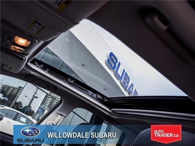 2018 Subaru Forester 2.5i | LIMITED | LEATHER | SUNROOF | NAVI (Stk: 18D64) in Toronto - Image 14 of 27