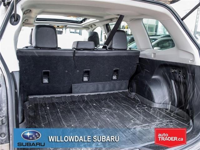 2018 Subaru Forester 2.5i | LIMITED | LEATHER | SUNROOF | NAVI (Stk: 18D64) in Toronto - Image 16 of 27