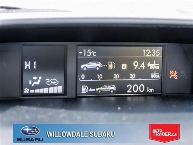 2018 Subaru Forester 2.5i | LIMITED | LEATHER | SUNROOF | NAVI (Stk: 18D64) in Toronto - Image 18 of 27