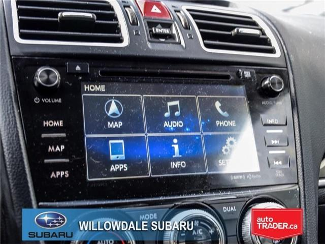 2018 Subaru Forester 2.5i | LIMITED | LEATHER | SUNROOF | NAVI (Stk: 18D64) in Toronto - Image 19 of 27