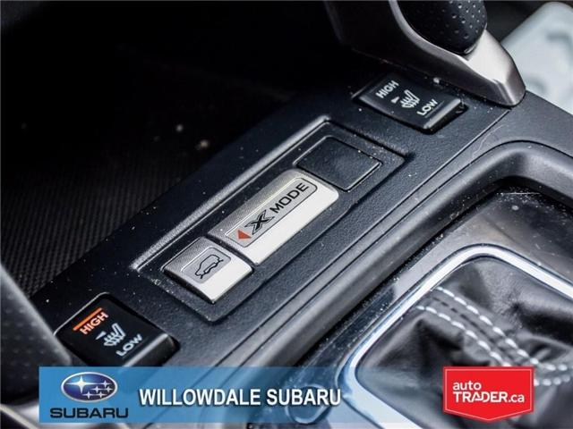 2018 Subaru Forester 2.5i | LIMITED | LEATHER | SUNROOF | NAVI (Stk: 18D64) in Toronto - Image 22 of 27