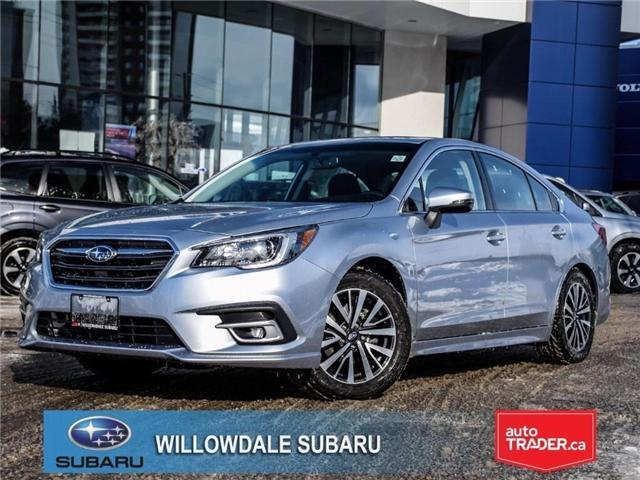 2018 Subaru Legacy 2.5i Touring | SUNROOF | BLUETOOTH | HEATED SEATS (Stk: 18D65) in Toronto - Image 1 of 24