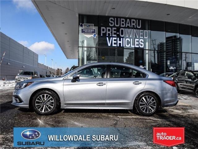 2018 Subaru Legacy 2.5i Touring | SUNROOF | BLUETOOTH | HEATED SEATS (Stk: 18D65) in Toronto - Image 2 of 24