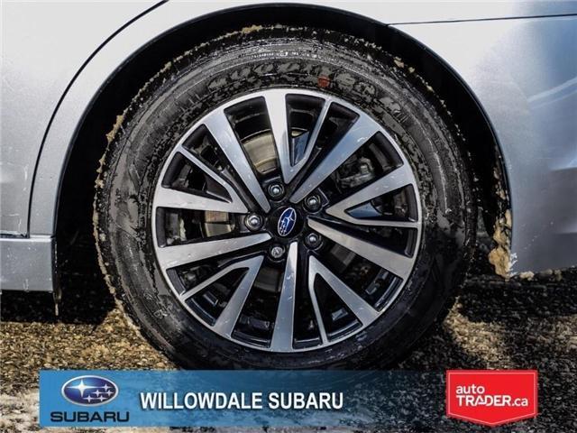 2018 Subaru Legacy 2.5i Touring | SUNROOF | BLUETOOTH | HEATED SEATS (Stk: 18D65) in Toronto - Image 8 of 24