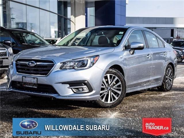 2018 Subaru Legacy 2.5i Touring | SUNROOF | BLUETOOTH | HEATED SEATS (Stk: 18D65) in Toronto - Image 9 of 24