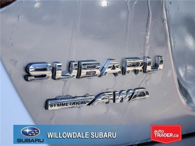 2018 Subaru Legacy 2.5i Touring | SUNROOF | BLUETOOTH | HEATED SEATS (Stk: 18D65) in Toronto - Image 10 of 24