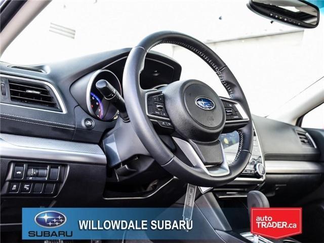 2018 Subaru Legacy 2.5i Touring | SUNROOF | BLUETOOTH | HEATED SEATS (Stk: 18D65) in Toronto - Image 12 of 24
