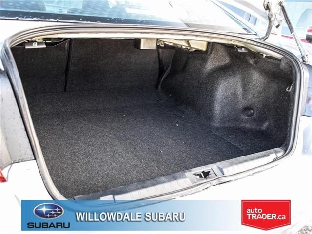 2018 Subaru Legacy 2.5i Touring | SUNROOF | BLUETOOTH | HEATED SEATS (Stk: 18D65) in Toronto - Image 16 of 24
