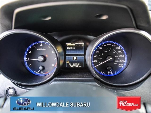 2018 Subaru Legacy 2.5i Touring | SUNROOF | BLUETOOTH | HEATED SEATS (Stk: 18D65) in Toronto - Image 17 of 24