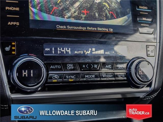 2018 Subaru Legacy 2.5i Touring | SUNROOF | BLUETOOTH | HEATED SEATS (Stk: 18D65) in Toronto - Image 20 of 24