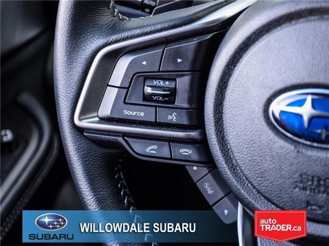 2018 Subaru Legacy 2.5i Touring | SUNROOF | BLUETOOTH | HEATED SEATS (Stk: 18D65) in Toronto - Image 21 of 24