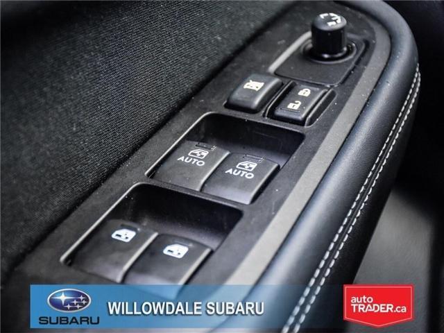 2018 Subaru Legacy 2.5i Touring | SUNROOF | BLUETOOTH | HEATED SEATS (Stk: 18D65) in Toronto - Image 23 of 24