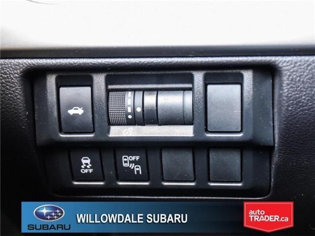 2018 Subaru Legacy 2.5i Touring | SUNROOF | BLUETOOTH | HEATED SEATS (Stk: 18D65) in Toronto - Image 24 of 24