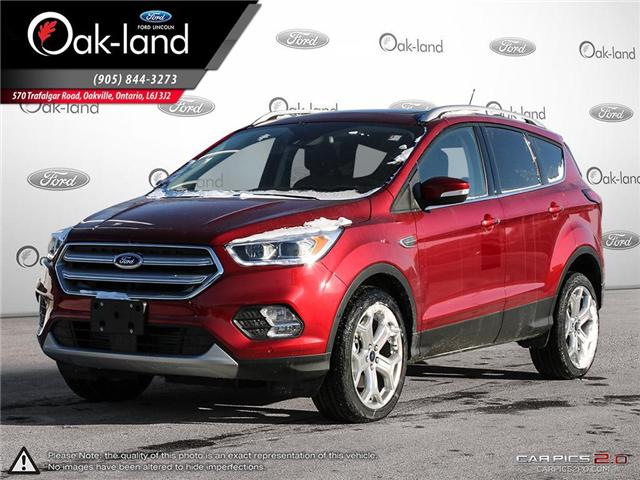 2019 Ford Escape Titanium (Stk: 9T259) in Oakville - Image 1 of 25