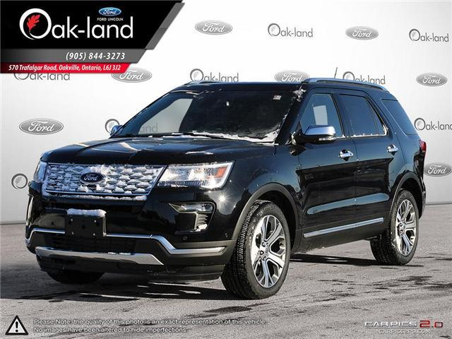 2019 Ford Explorer Platinum (Stk: 9T240) in Oakville - Image 1 of 25
