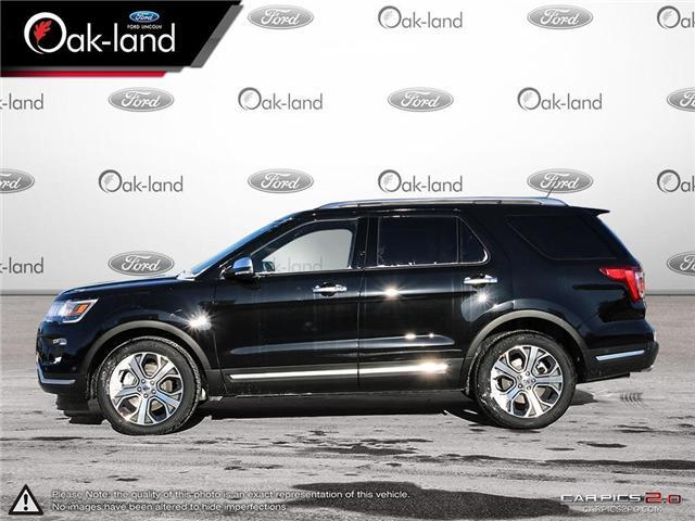 2019 Ford Explorer Platinum (Stk: 9T240) in Oakville - Image 2 of 25