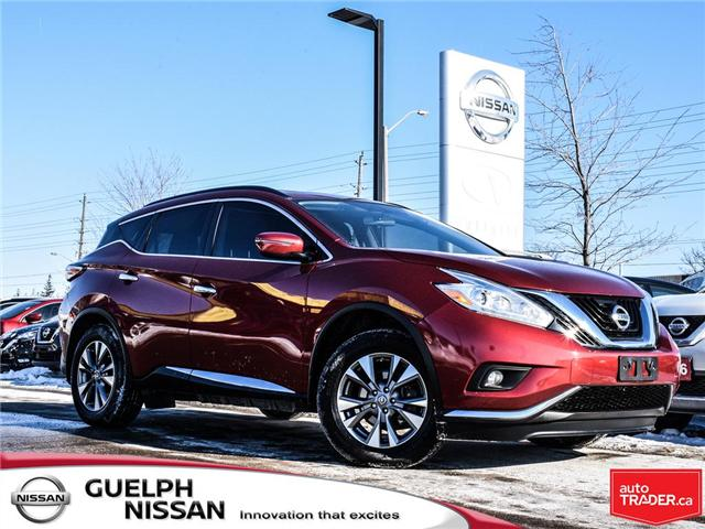 2016 Nissan Murano  (Stk: N19936A) in Guelph - Image 1 of 24