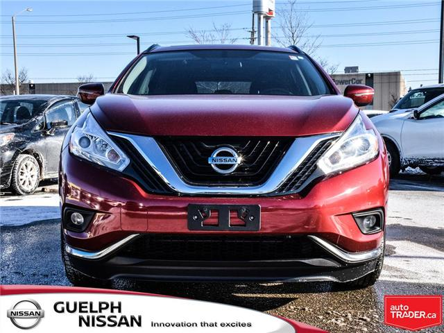 2016 Nissan Murano  (Stk: N19936A) in Guelph - Image 2 of 24