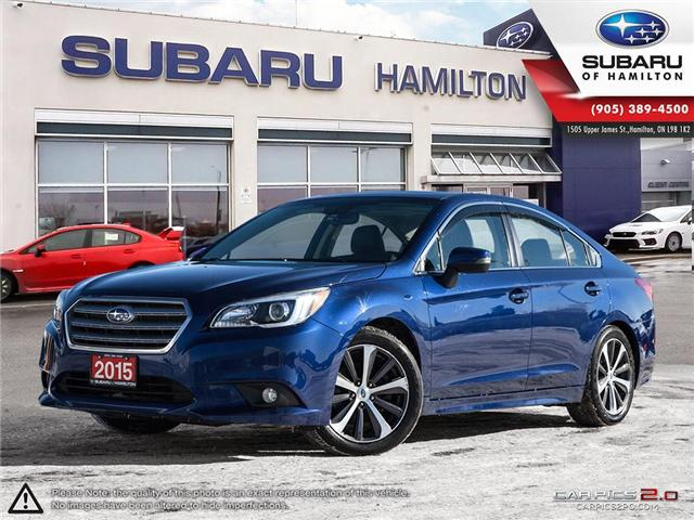 2015 Subaru Legacy 3.6R Limited Package (Stk: S7459A) in Hamilton - Image 1 of 27