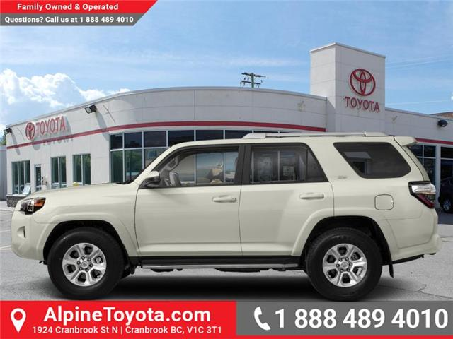 2019 Toyota 4Runner SR5 (Stk: 5661411) in Cranbrook - Image 1 of 1
