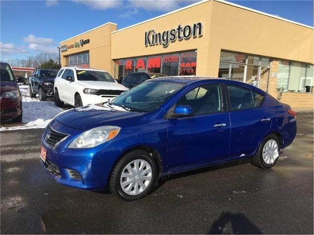 2012 Nissan Versa  (Stk: 18P251A) in Kingston - Image 2 of 15