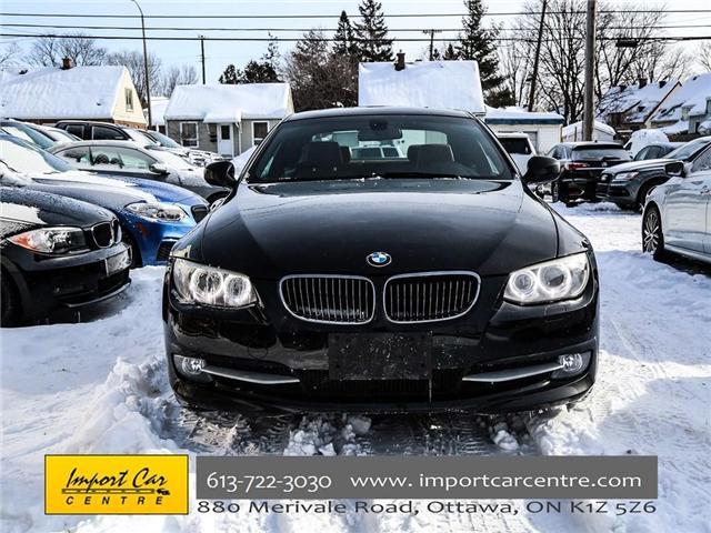 2011 BMW 328i xDrive (Stk: 442791) in Ottawa - Image 3 of 24