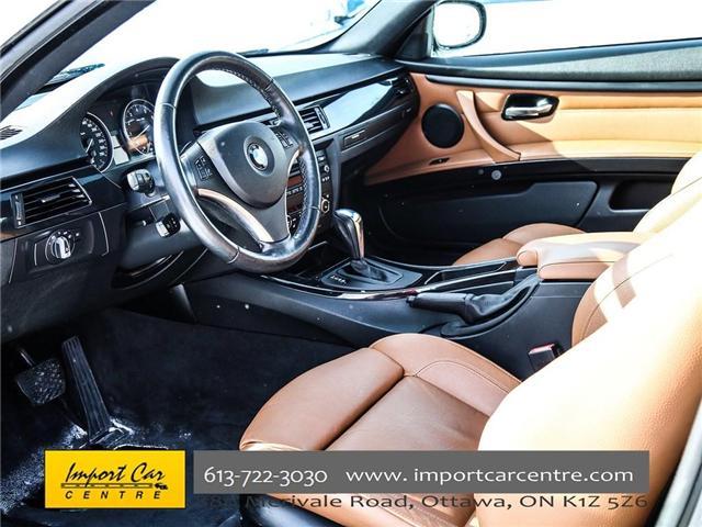 2011 BMW 328i xDrive (Stk: 442791) in Ottawa - Image 11 of 24