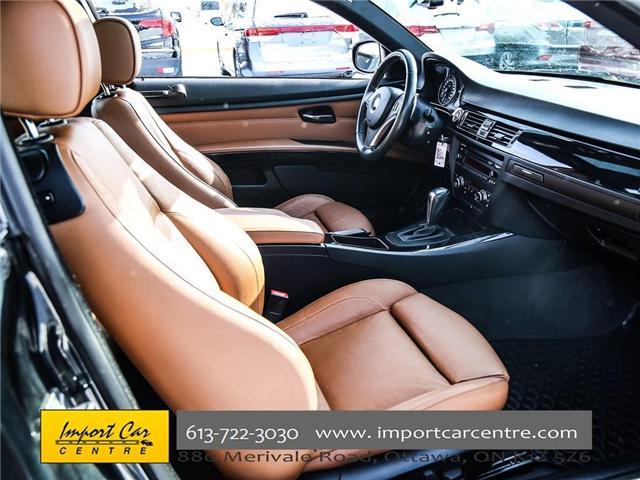 2011 BMW 328i xDrive (Stk: 442791) in Ottawa - Image 13 of 24