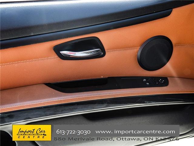 2011 BMW 328i xDrive (Stk: 442791) in Ottawa - Image 14 of 24
