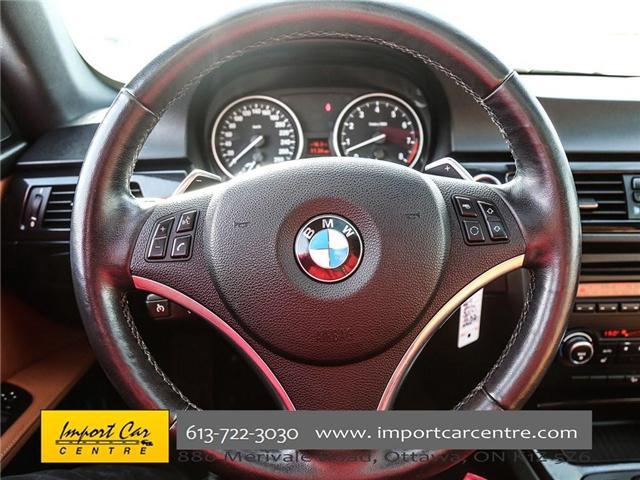 2011 BMW 328i xDrive (Stk: 442791) in Ottawa - Image 16 of 24