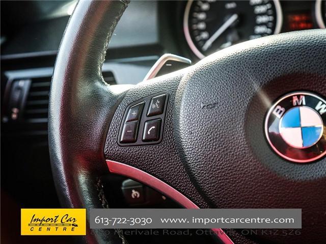 2011 BMW 328i xDrive (Stk: 442791) in Ottawa - Image 18 of 24
