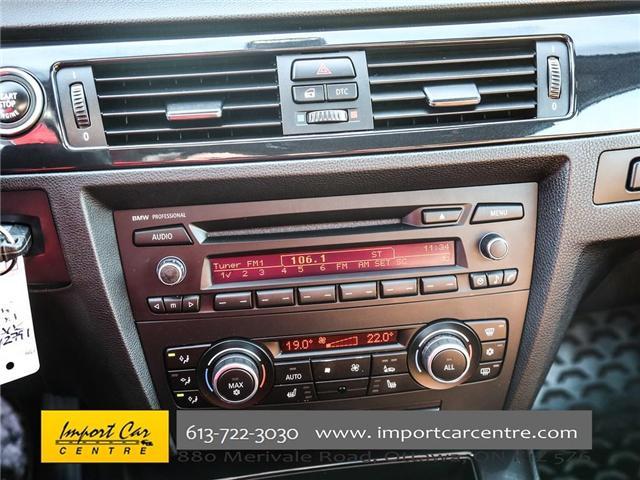 2011 BMW 328i xDrive (Stk: 442791) in Ottawa - Image 19 of 24