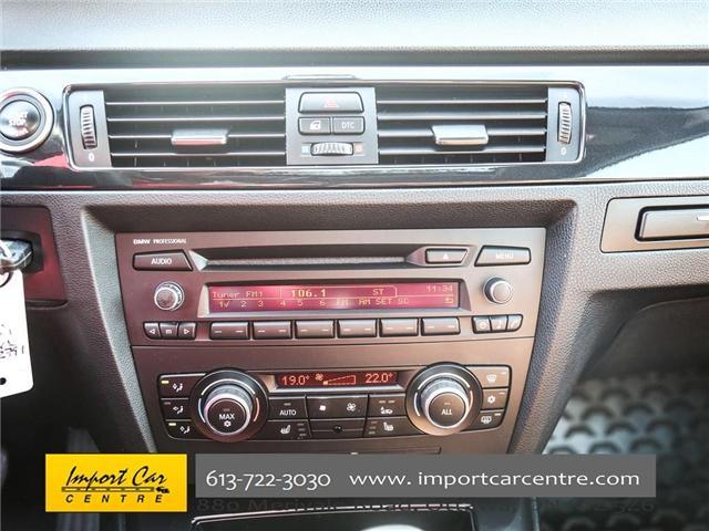 2011 BMW 328i xDrive (Stk: 442791) in Ottawa - Image 20 of 24