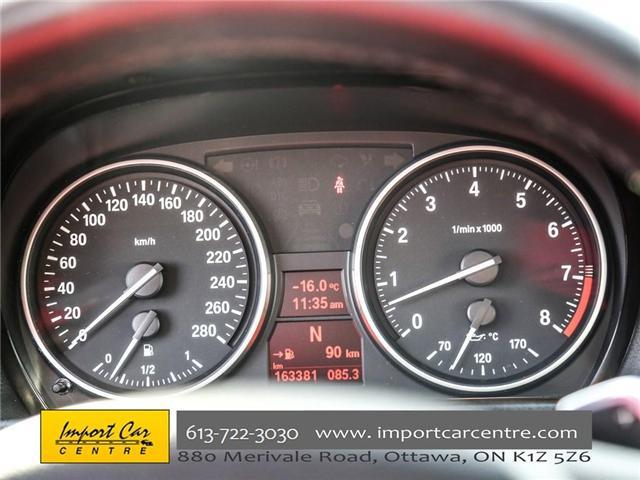 2011 BMW 328i xDrive (Stk: 442791) in Ottawa - Image 21 of 24