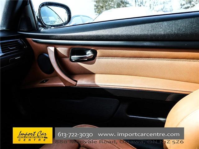 2011 BMW 328i xDrive (Stk: 442791) in Ottawa - Image 24 of 24